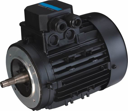 Y2 series motors electric motors y2 motors ys motors yd for Electric motor shaft types