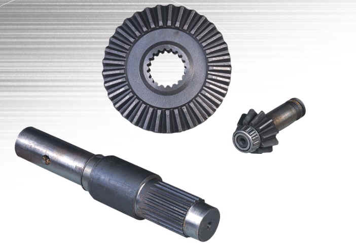 Spline shafts, gears & gearboxesfor agricultural vehicle & machinery