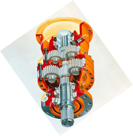Planetary Gearbox Helical Planetary Gearbox Ring Gear